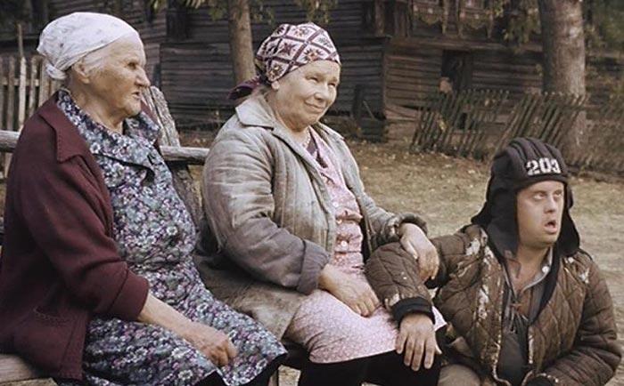 Валентина Березуцкая Старухи 2