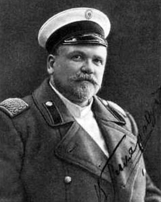 Владимир Гиляровский 3