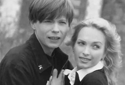 Владимир Лёвкин и Оксана Олешко