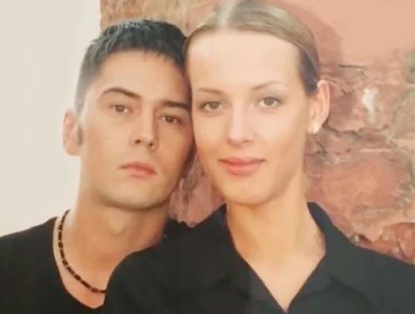 Владимир Политов и бывшая жена Ольга