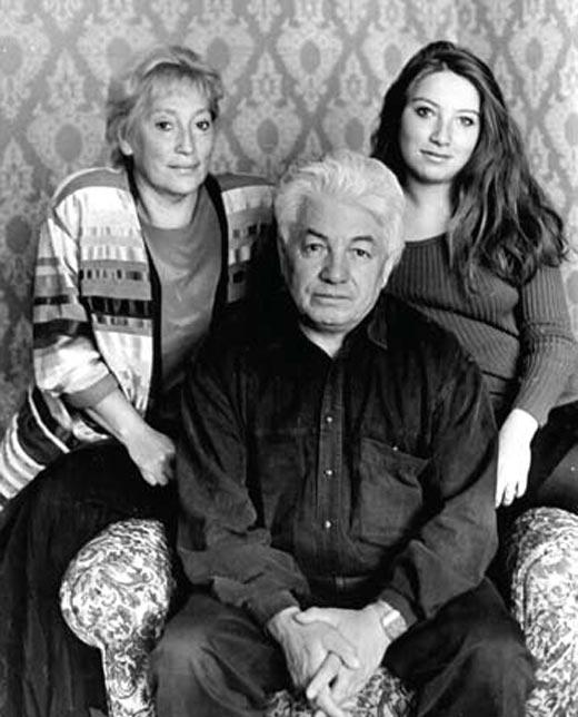 Владимир Войнович вторая жена Ирина дочь Ольга