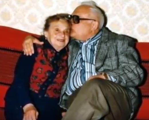 Владимир Ворошилов с мамой