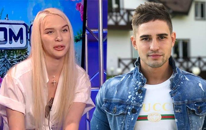 Яна Шевцова и Захар Саленко