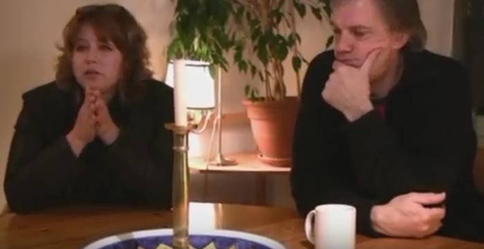 Янина Лисовская и Вольф Лист 2