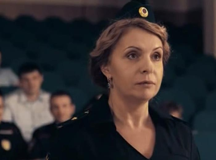 Юлия Богатикова Полицейский с Рублёвки