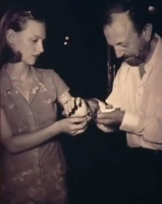 Юлия Ромашина и Анатолий Ромашин 2