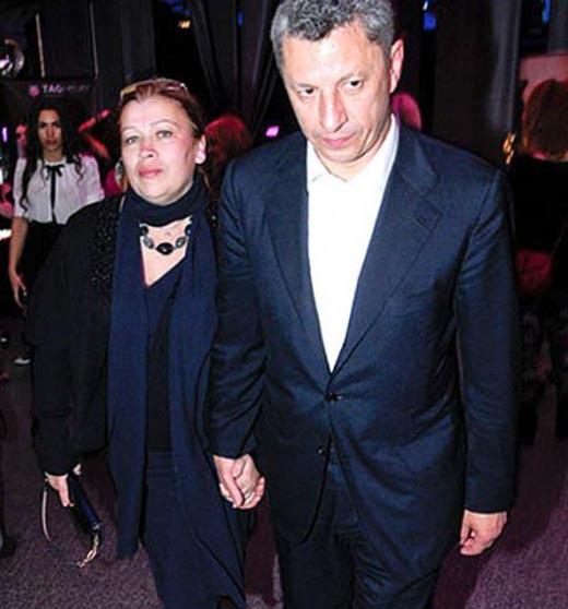 Юрий Бойко и жена Вера 2