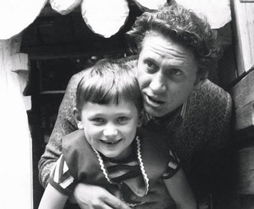 Юрий Кузьменков и сын Степан