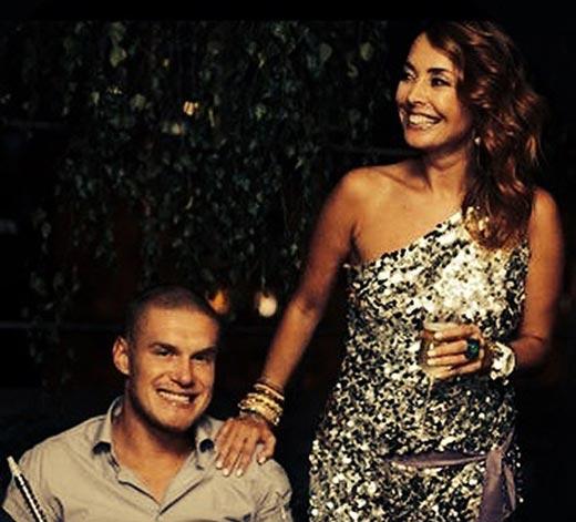 Жанна Фриске и Петр Никитин 2