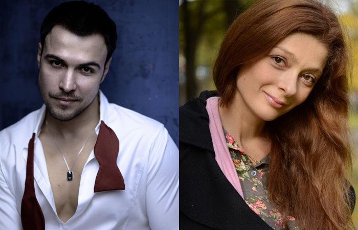 Александр Суворов и Марина Князева