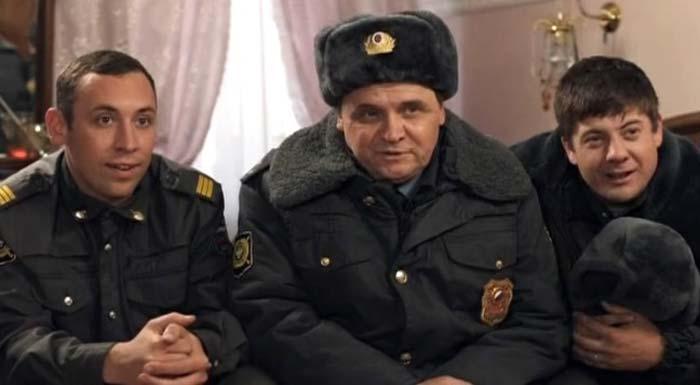 Константин Воробьев Патруль Васильевский остров