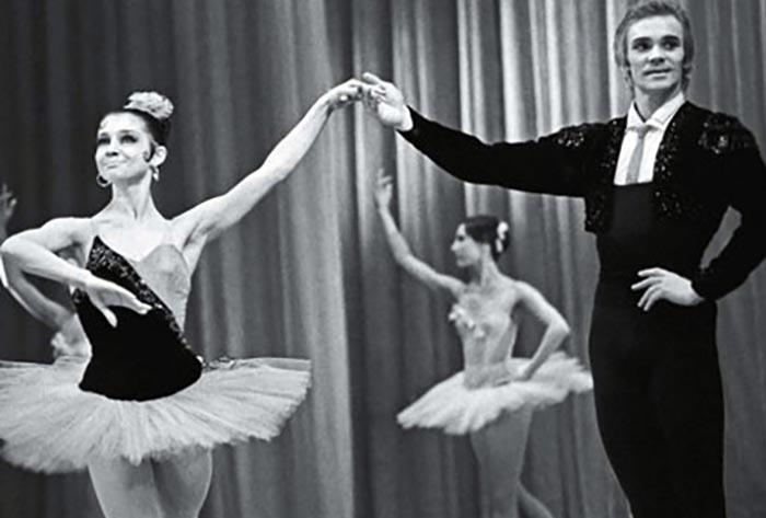 Екатерина Максимова и Владимир Васильев 4