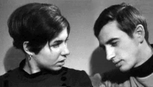 Александр Горшков и Людмила Пахомова
