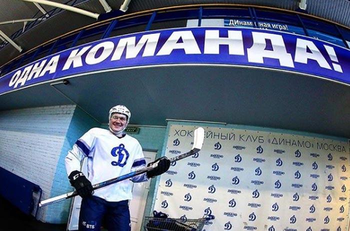 хоккеист Андрей Миронов 2