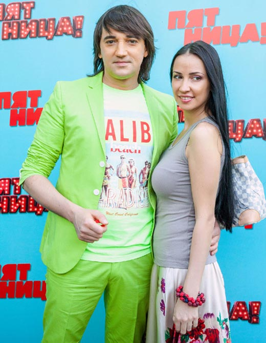 Николай Тимофеев и Кристина Якунина