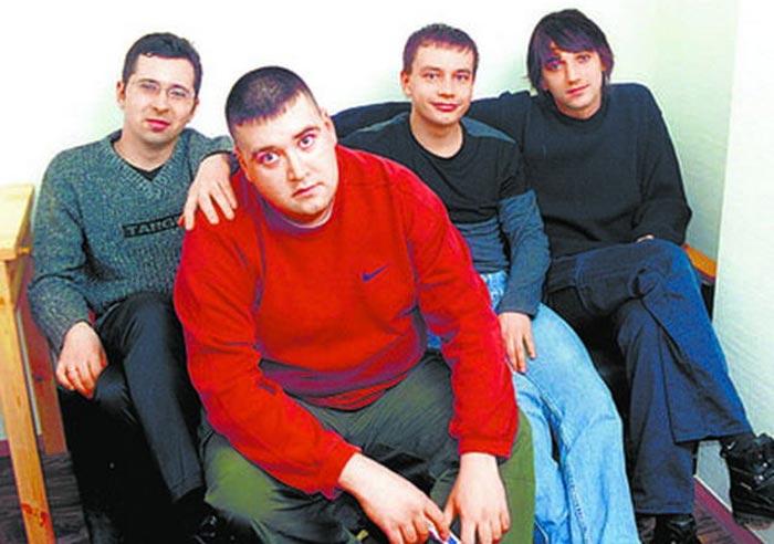 Oлег Жуков и группа Дискотека Авария