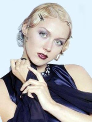 певица Анастасия Максимова