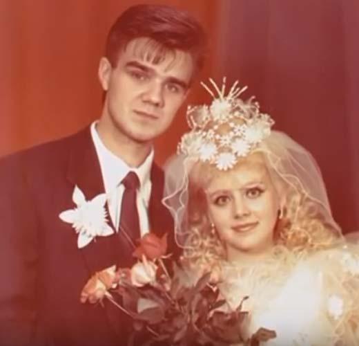 Натали и муж Александр Рудин