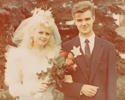 Натали и муж Александр Рудин 2