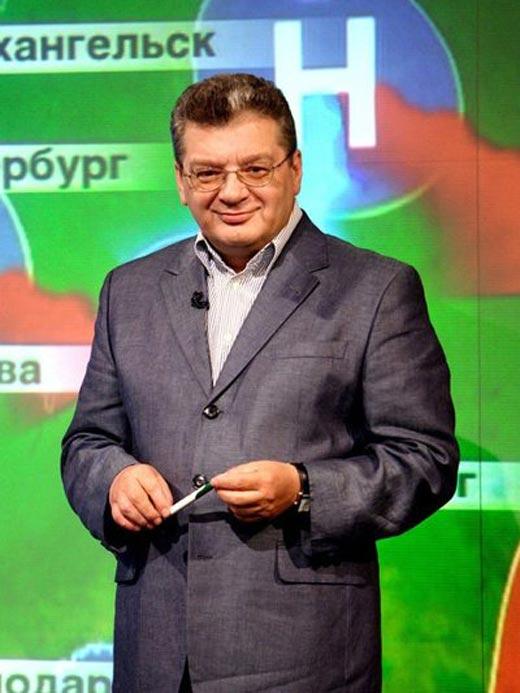 телеведущий Александр Беляев 2