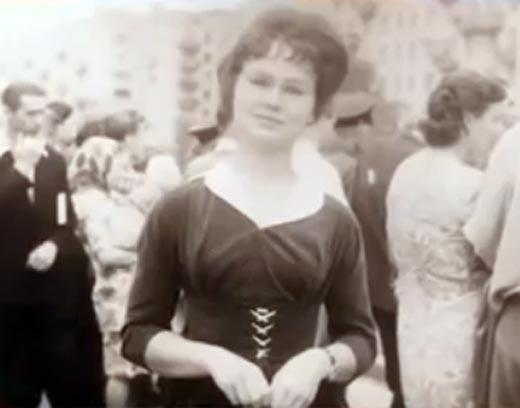 Жена Юрия Волынцева