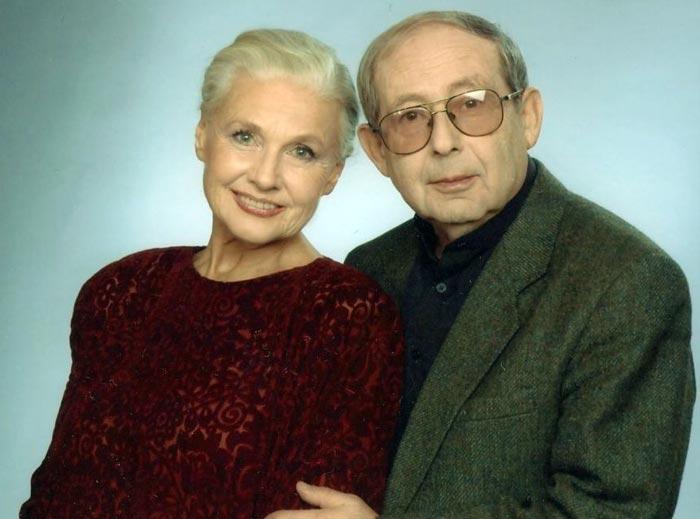 Александр Колкер и Мария Пахоменко 2