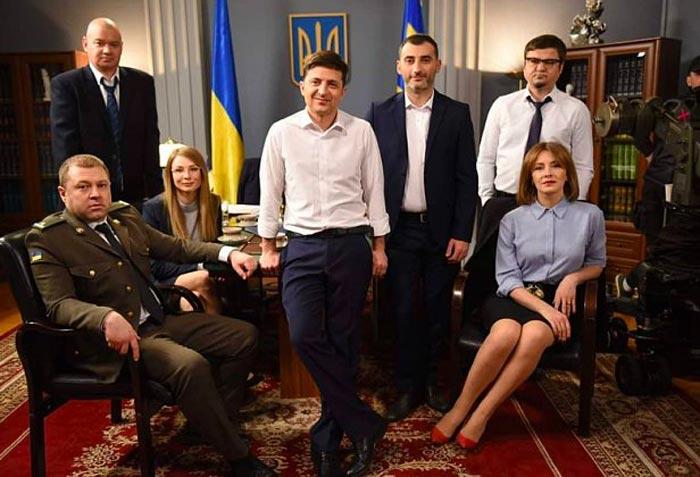 Александр Пикалов Слуга народа