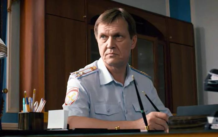 Александр Саюталин Невский Проверка на прочность