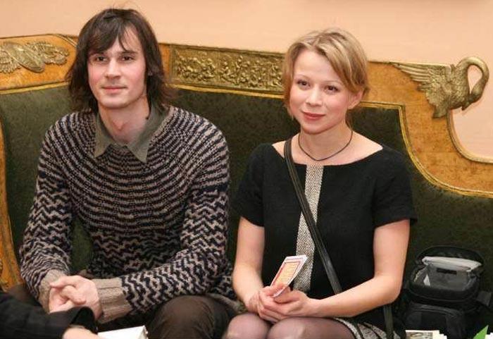 Александра Куликова и Евгений Семёнов