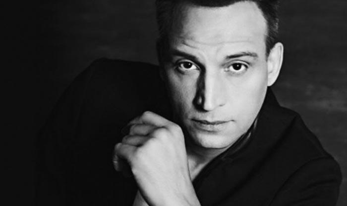 певец Алексей Сафиулин