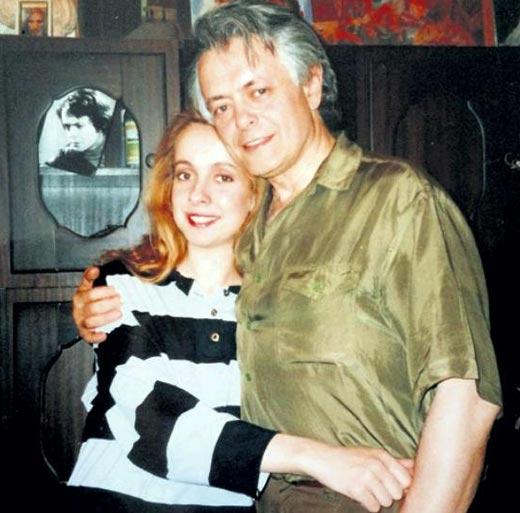 Алексей Шейнин и дочь Евгения