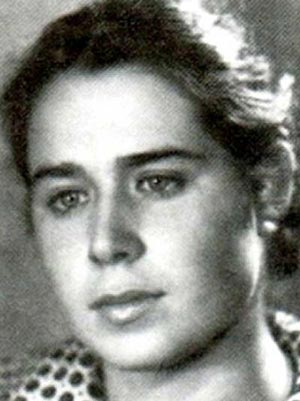 Алла Гераскина (Радзинская)