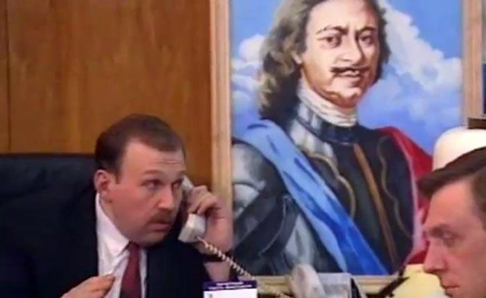 Анатолий Агроскин в сериале Улицы разбитых фонарей