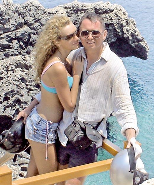 Анатолий Ильченко и Наталья Терехова