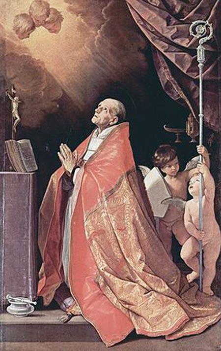 икона святой Андреа Корсини