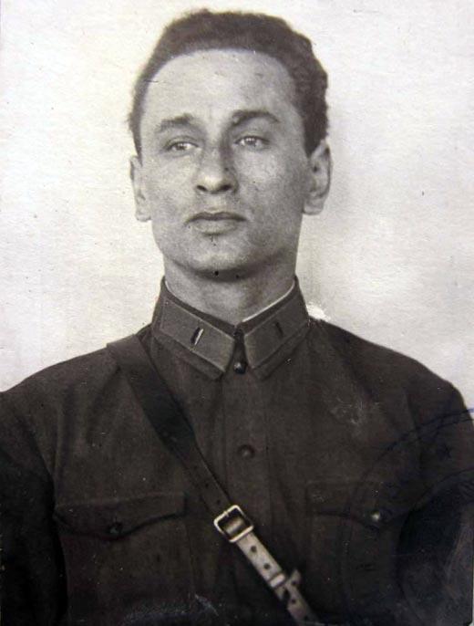 Андрей Гречко в молодости