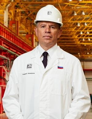 Андрей Ильич Комаров