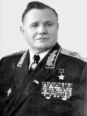 Маршал Андрей Еременко
