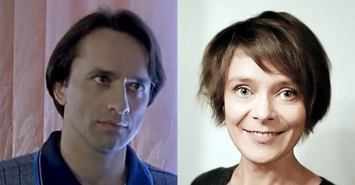 Андрей Звягинцев и Инна Мишукова
