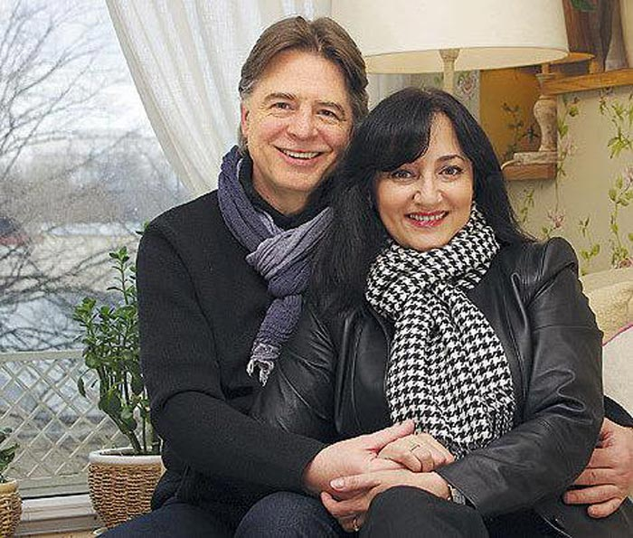 Андрис Лиелайс и Ирина Палей 3