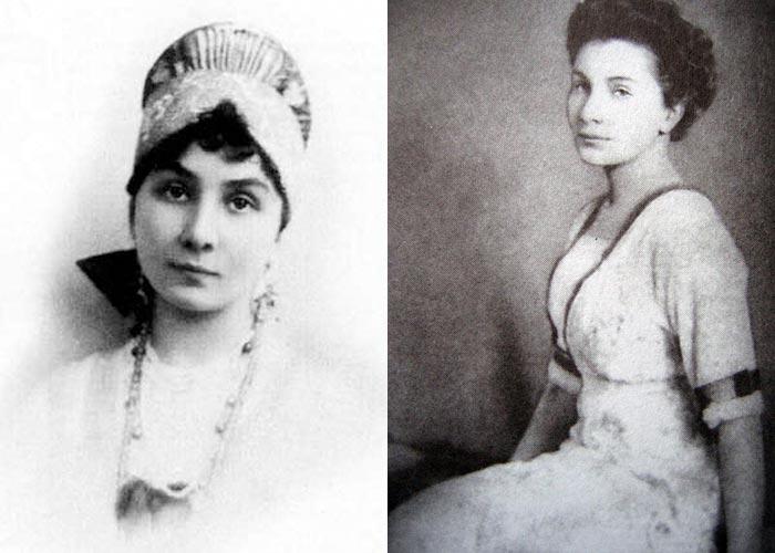 Анна Тимирева фактическая жена Александра Колчака