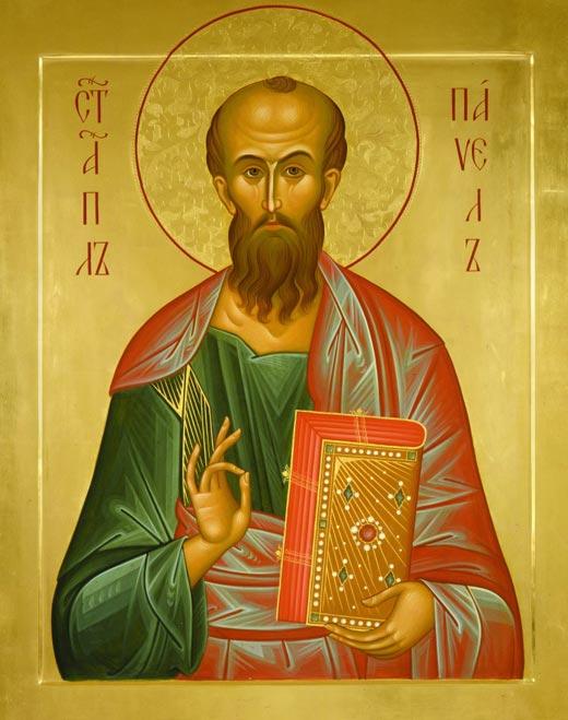 Апостол Павел 3