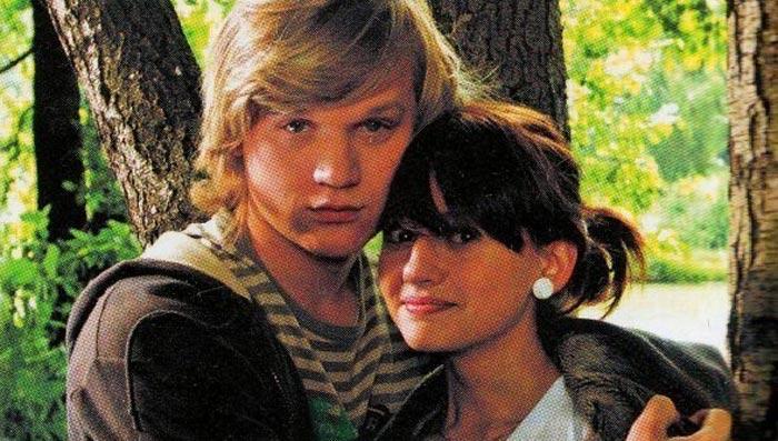 Артур Сопельник и Анна Руднева