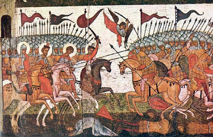 Битва новгородцев и суздальцев 1170 года
