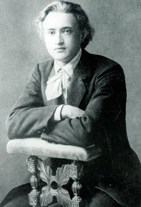 Борис Трухачев первый муж Анастасии Цветаевой