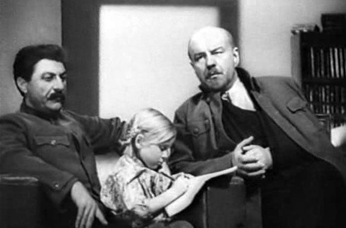 Борис Щукин Ленин в 1918 году