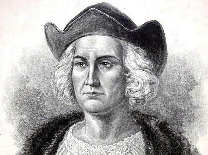 Христофор Колумб 3