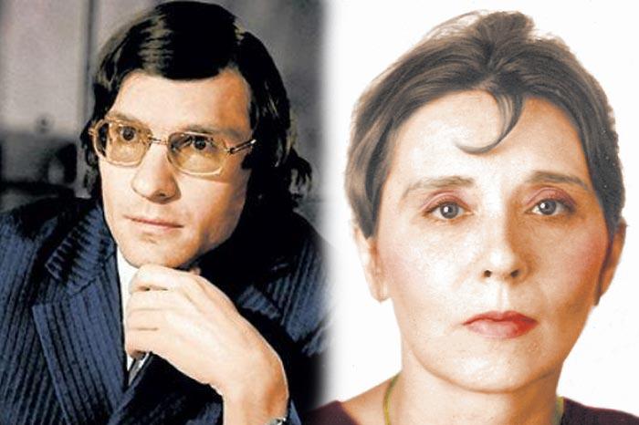 Давид Тухманов и Татьяна Сашко