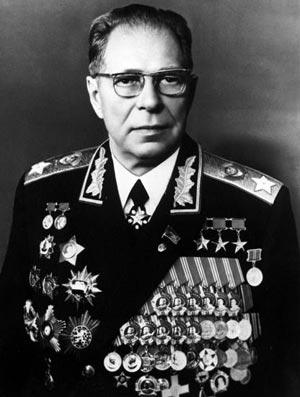 Дмитрий Федорович Устинов
