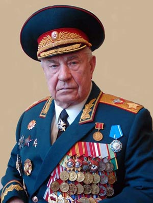 Дмитрий Тимофеевич Язов